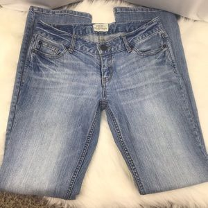 Aeropostale Woman's Chelsea Bootcut Jeans